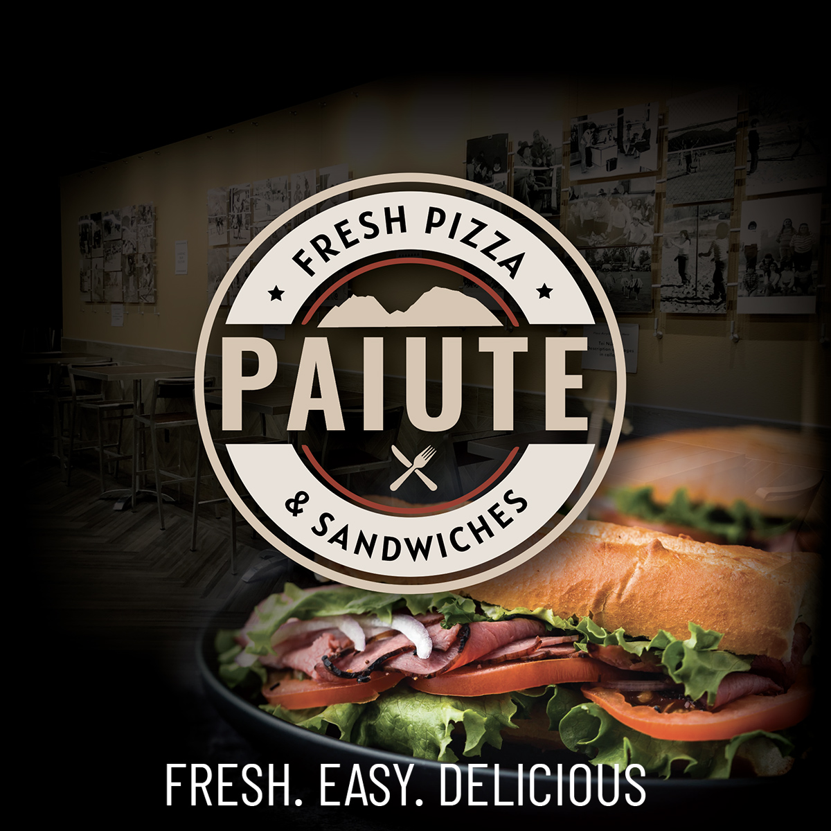 PAIUTE PIZZA AND SANDWICH DELI