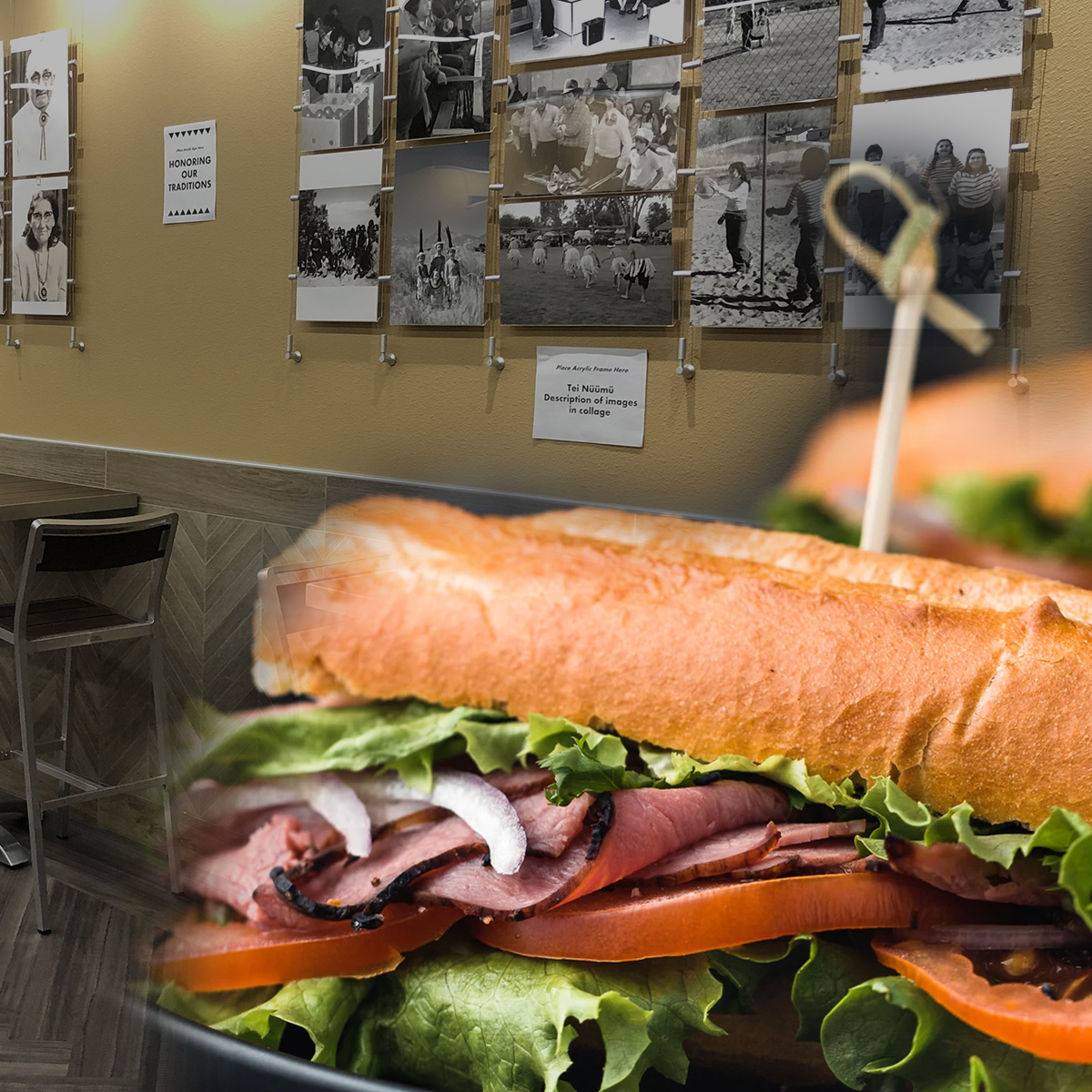 fresh deli with pizza and sandwiches in bishop