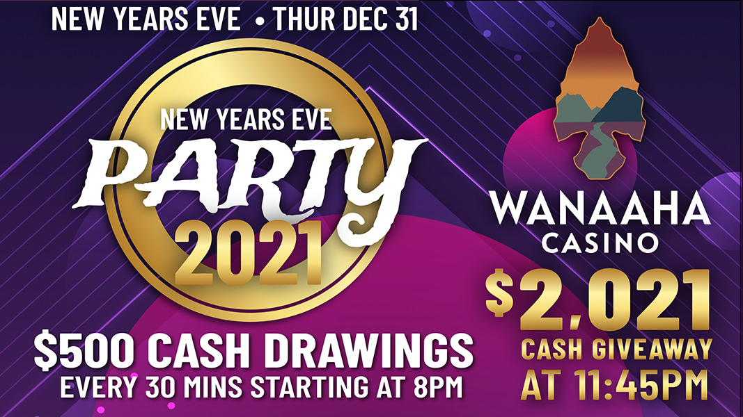 casino new years eve party