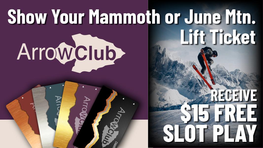 free slot play for lift ticket at wanaaha casino