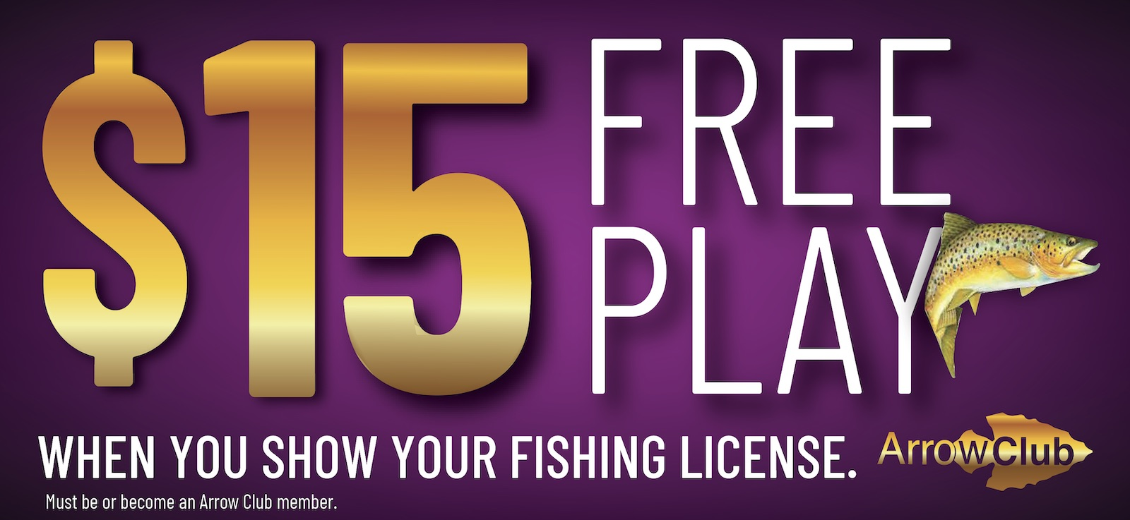 wanaaha casino fishing license free play