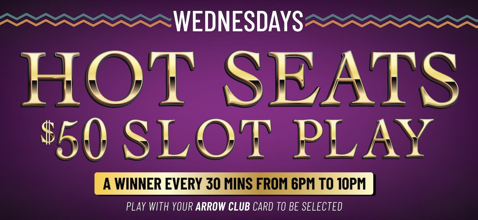 wanaaha casino free play hot seats