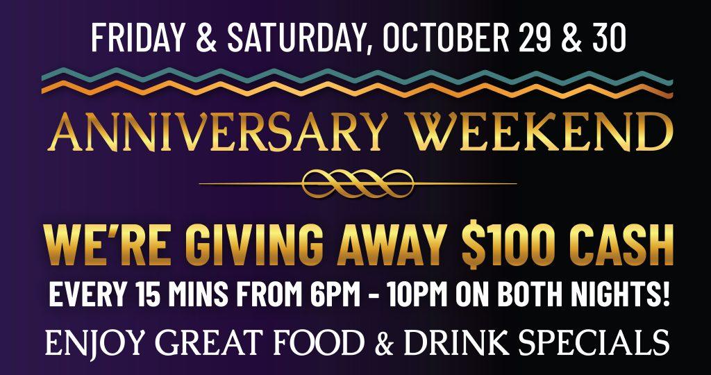 Wanaaha Casino Anniversary Celebration